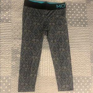 3/4 Length Workout Pants